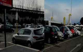 Roma: #Atac il capolinea del 52 ad Anagnina