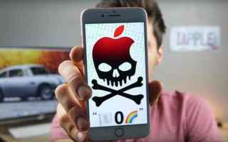 iPhone - iPad: iphone  ios  messaggio  bug  freeze