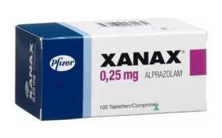 Medicina: xanax