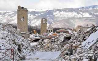 Ambiente: terremoto  emergenza  sopravvivenza