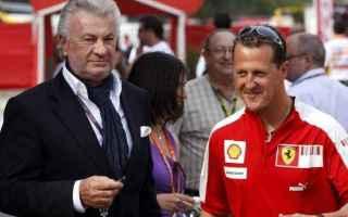 Formula 1: Weber, ex manager di Schumacher: la famiglia dovrebbe dire la verità.