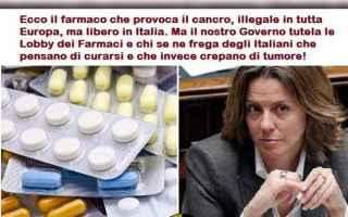 Salute: ritiro farmaci  pericolo