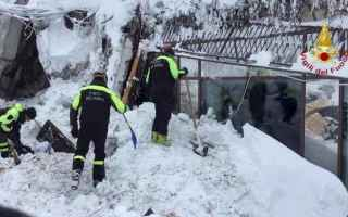 Notizie locali: terremoto  scossa  hotel