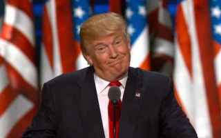 dal Mondo: trump  usa  america  presidente