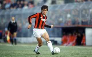 Serie A: paolo maldini  milan  esordio  1985