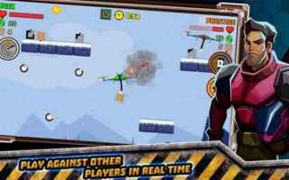 Mobile games: drone battles  videogame  android