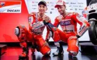 MotoGP: ducati  presentazione