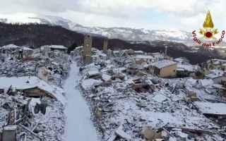 Ambiente: terremoto  rischi