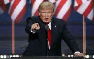 dal Mondo: trump  america  presidente  stati uniti
