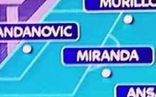 Serie A: inter  palermo  pioli