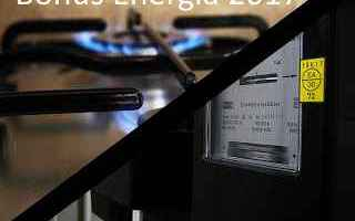 bonus energia sconti bolletta risparmio