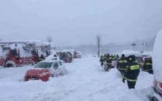 Notizie locali: slavine  terremoto  neve  umbria