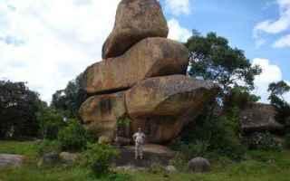 Scienze: africa  zimbabwe  geologia  finanza