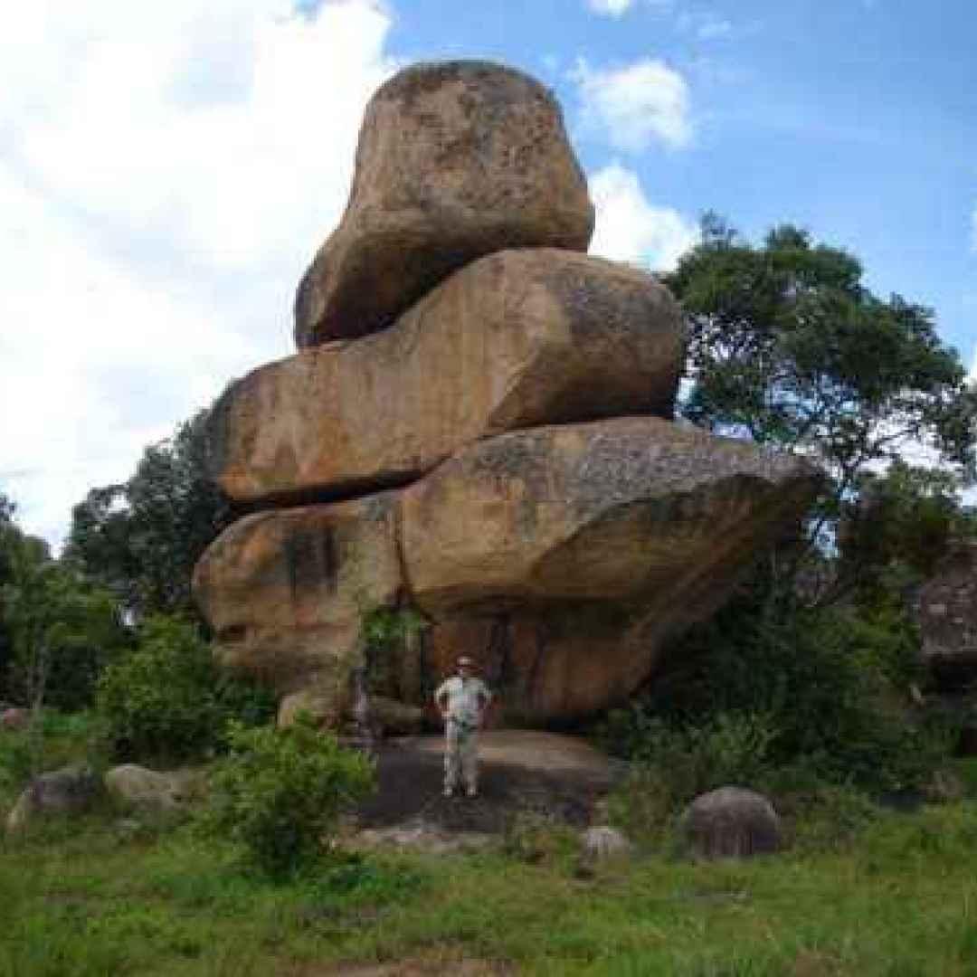 africa  zimbabwe  geologia  finanza