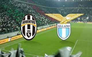 Serie A: juventus  lazio  streaming