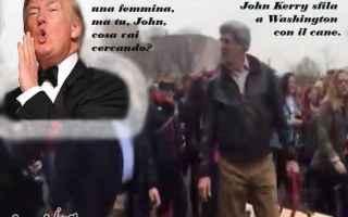donald trump  john keyy