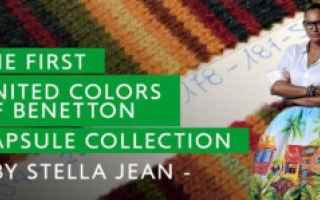 Moda: benetton  stella jean