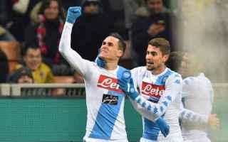 Serie A: milan napoli  napoli