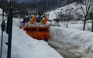 neve  abruzzo  terremoto  maltempo