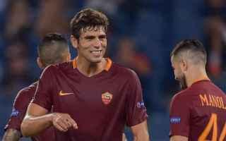 Calcio: fazio  roma  serie a  cagliari