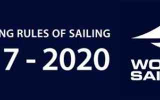 regolamento  regata  vela