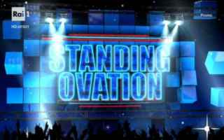 Televisione: standing ovation