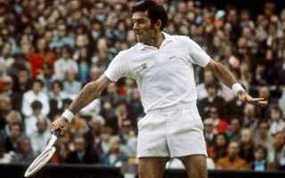 Tennis: ken rosewall  tennis  australian open