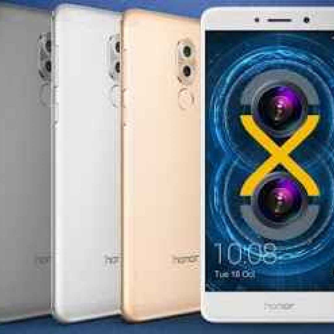 honor6x  android  smartphone  huawei