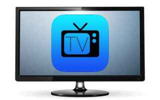 App: iphone  tv  televisione  app  italia