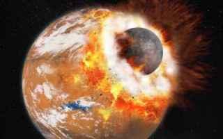 Astronomia: luna  satellite