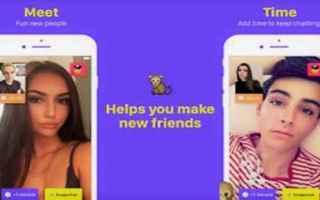 Social Network: monkey  app  social  chatroulette