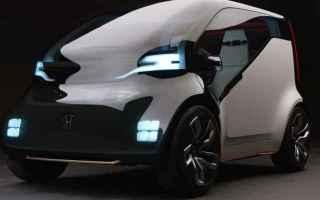 Automobili: auto  ecologia  honda  ces  neu-v