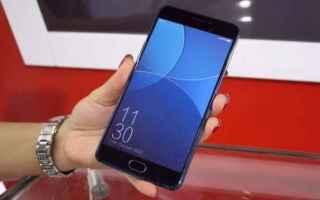 elephonep25  smartphone  nougat