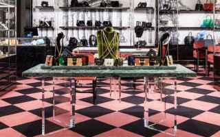 Moda: prada  moda  nuovo store