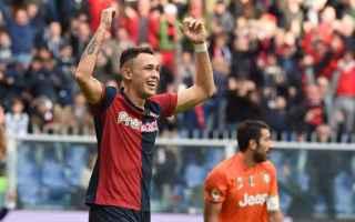 Calcio: serie a  dribbling  dybala  suso
