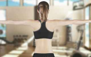 spalle  allemamento  fitness