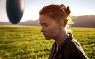 Cinema: amy adams  arrival  fantascienza