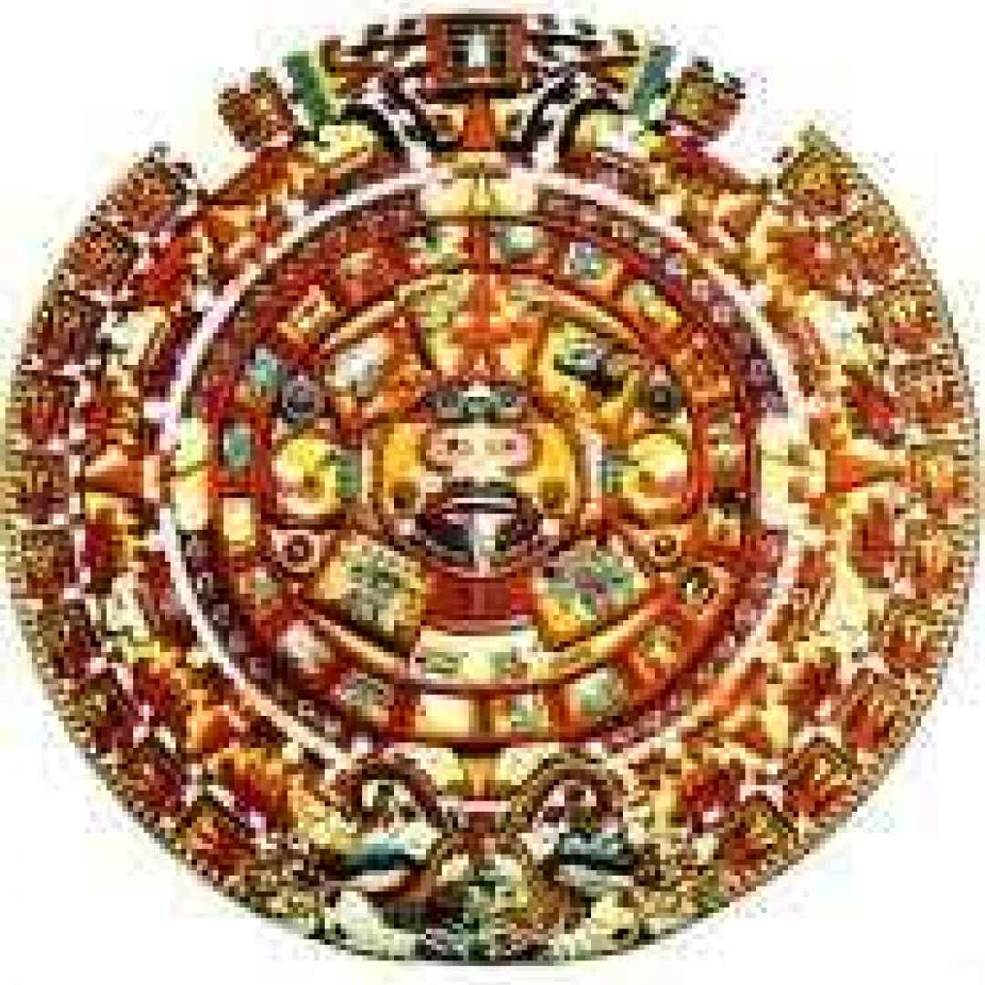 Il Calendario Maya.Maya Il Calendario Delle Tredici Lune Calendario Maya