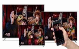 Gadget: polaroid  tv  smart  chromecast  smart tv
