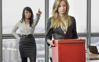 Lavoro: licenziamento  testimonianza  de relato