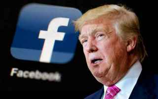 messaggio  bufala  facebook  trump