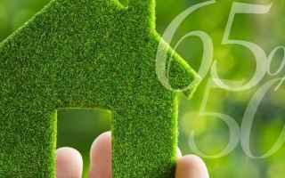 Casa e immobili: detrazioni fiscali  casa  2017