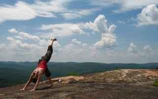 trekking yoga  trekking  yoga  meditare