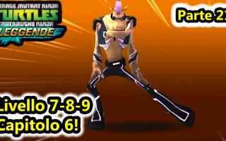 tartarughe ninja  android  giochi