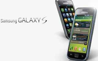 Cellulari: galaxy s  samsung