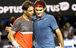 Tennis: federer  nadal  soriano