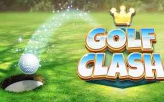 Mobile games: videogame  golf  ios  android