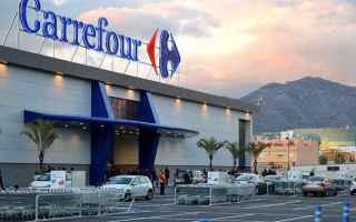 ipermercati  carrefour  crisi  lavoro