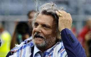 Serie A: sampdoria  roma  ferrero  pallotta