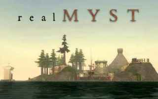 Mobile games: myst realmyst android videogames